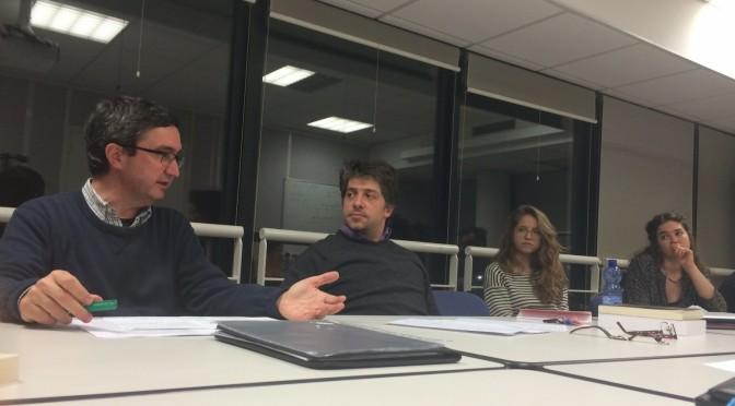 Seminario sobre fourieristas españoles en Toulouse