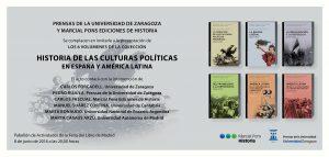 Presentacion obra completa Culturas Politicas (2016-06-08)
