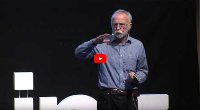 Ted Talk de Greg Claeys: «Why are utopias important for human mankind?»
