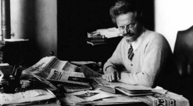 Trotsky, héroe trágico