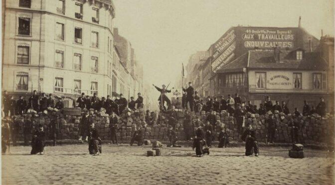 La Comuna de París (1871) como utopía
